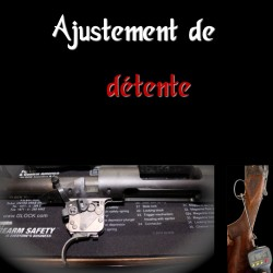 Ajustement de détente #RC-100