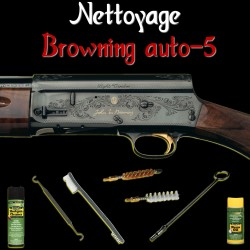 Nettoyage Browning auto-5